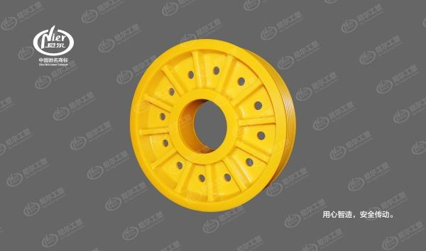 标准化尼龙轮丨400